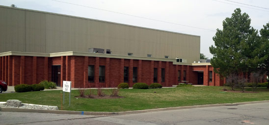 Burlington Logistics Building